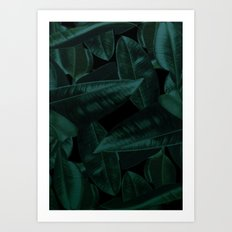 Dark Nature Art Print