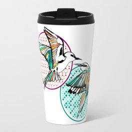 Moroccan Birds Travel Mug