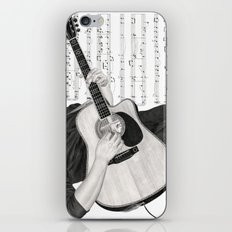 A Few Chords iPhone & iPod Skin