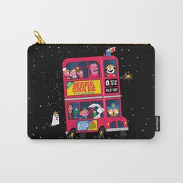Universal Cereal Bus Carry-All Pouch