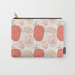 Modern fashionable pattern Carry-All Pouch