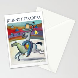 Johnny Herradura. Stationery Cards