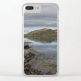 Shetland Isles Clear iPhone Case