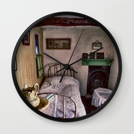 1930's Bedroom Wall Clock