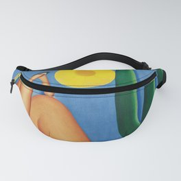 Abaporu - Tarsila do Amaral - Exhibition Post Fanny Pack