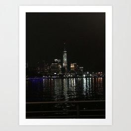 City Love (NY Edition) Art Print