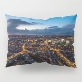 The Hague By Night Pillow Sham