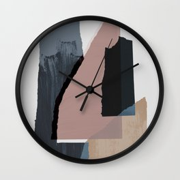 Pieces 2 Wall Clock