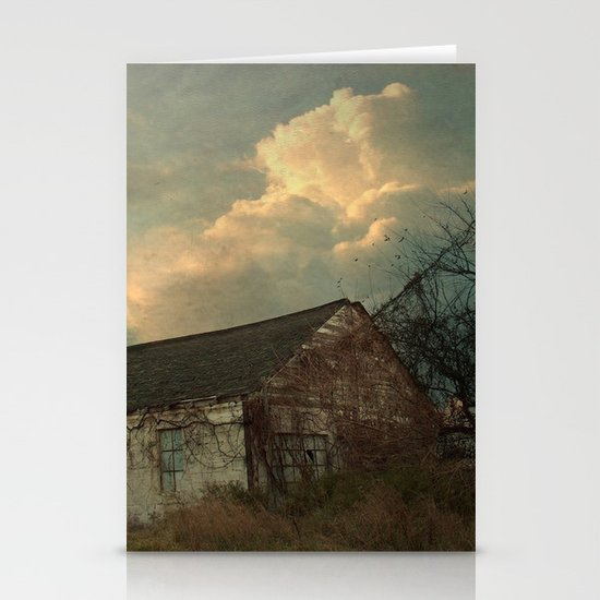 The Old Shed Stationery Cards
