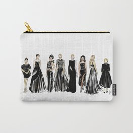 Golden Globes Glam Carry-All Pouch