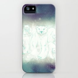 Spirit Bears iPhone Case