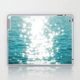 Sun glitter Laptop & iPad Skin