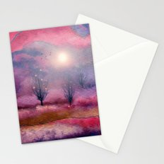 Calling The Sun XI Stationery Cards