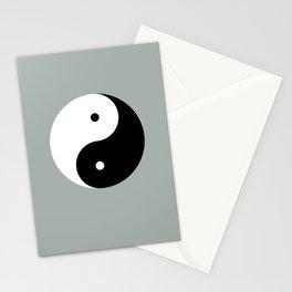 Taijitu / Yin and Yang Stationery Cards