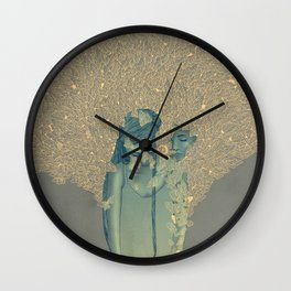 Komorebi Wall Clock