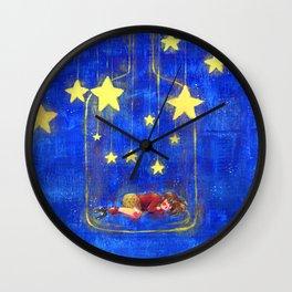 Quietness Wall Clock