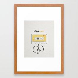 Dcc alive Framed Art Print