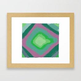 15 - Skewed & Skewered Framed Art Print