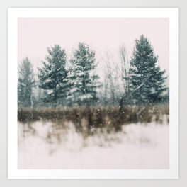 Wonderland #1 Art Print
