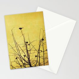 Long Way Down Stationery Cards