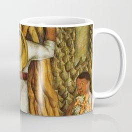La Fiesta del Maiz by Diego Rivera Coffee Mug