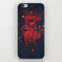 transformers iPhone & iPod Skins featuring Grunge Transformers: Autobots by Sitchko Igor