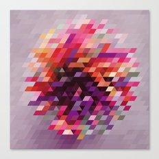 Cluster bir Canvas Print