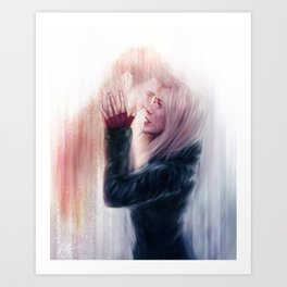 Will I Ever See You Again? Art Print