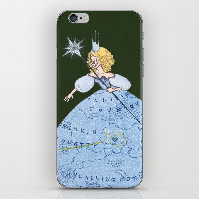 Glinda Upland iPhone Skin