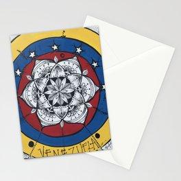Venezuela Libre Stationery Cards