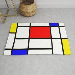 Mondrian #63 Rug