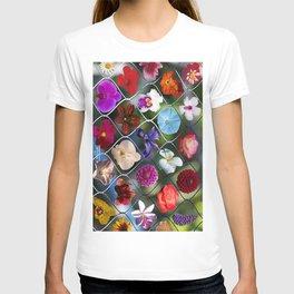 Flowering Fence T-shirt
