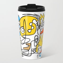 Simpsons Travel Mug