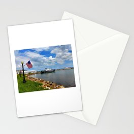 The Queen of Bayfield Stationery Cards