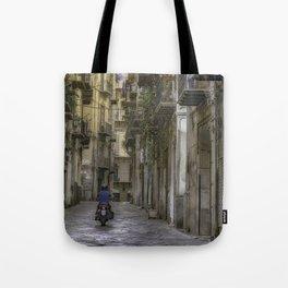 Old City Lane Tote Bag