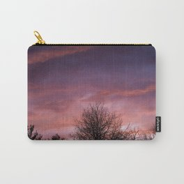 Sunsets and Silhouettes #2 Carry-All Pouch