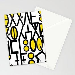 ancient languagaes Stationery Cards