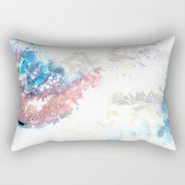 Witch Garden Rectangular Pillow