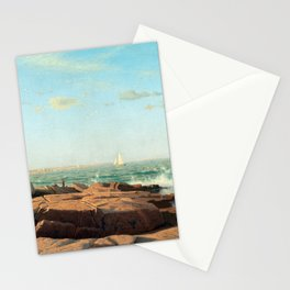 William Stanley Haseltine Narragansett Bay Stationery Cards