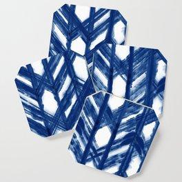 Shibori Lattice Coaster