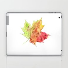 Fall Leaf #2 Laptop & iPad Skin