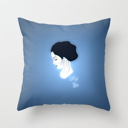 Chillout Night Throw Pillow