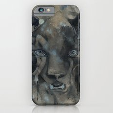 The Black Leopard iPhone 6s Slim Case