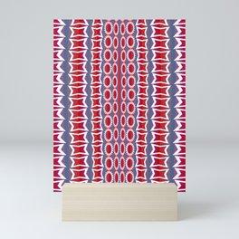 Crimson Scope Mini Art Print