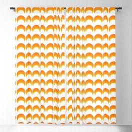 Smooth Sea Sunset Blackout Curtain