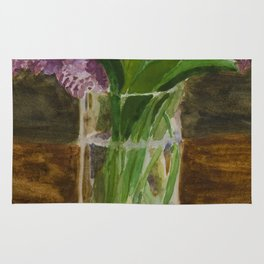 Mother's Day Lilies Rug