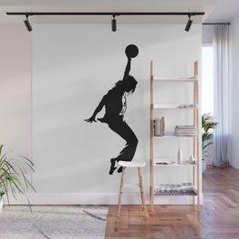 #TheJumpmanSeries, MJ Wall Mural