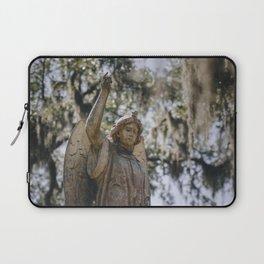 Bonaventure Cemetery Angel II Laptop Sleeve