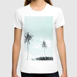 Island vibes - aqua mist T-shirt