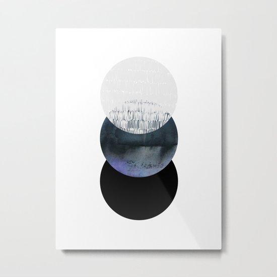 AG01 Metal Print